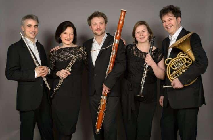 New London Chamber Ensemble: Projects